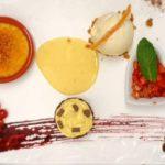 assiette desserts